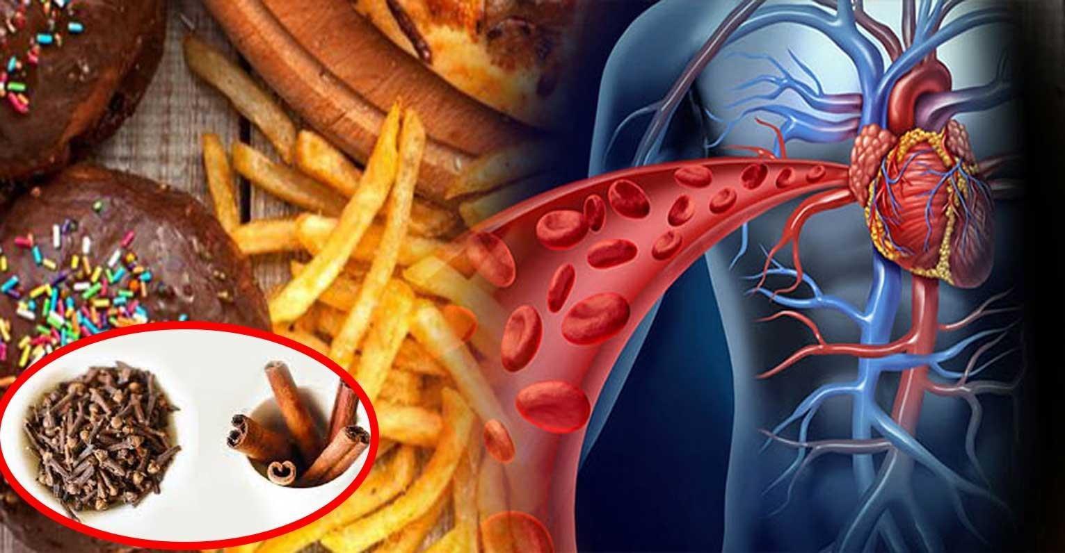 Combate La Diabetes, Triglicridos Y Azcar En La Sangre Con Canela Y Clavo De Olor