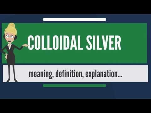 Colloidal Silver And Diabetes : And Diabetes