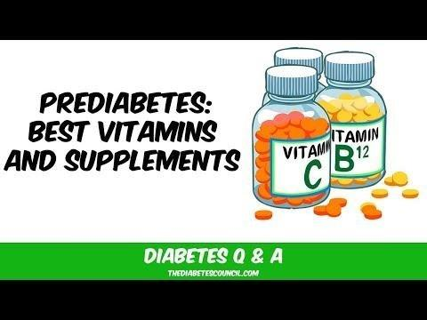 What Are The Best Supplements To Take For Diabetes?