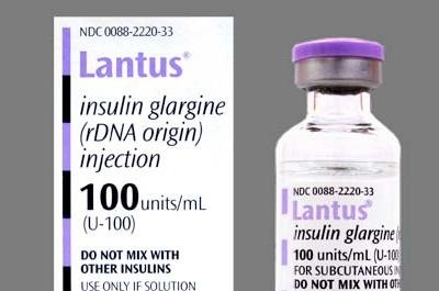 In A Race For A New And Cheaper Insulin Glargine, Legal Troubles May Delay New Products From Coming To Market