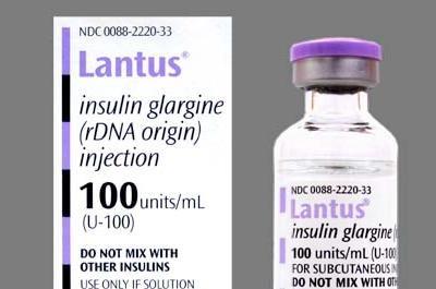 Lantus Insulin Lawsuit