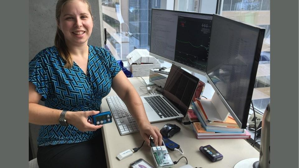 Alabamian with diabetes built her own artificial pancreas, gives away plan for free