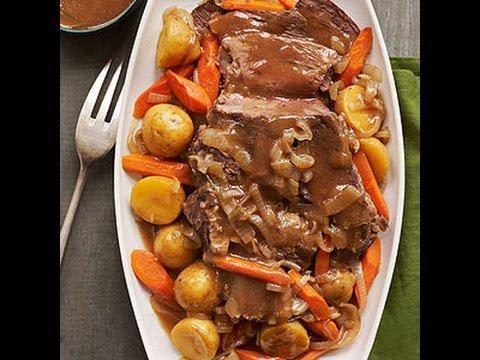 Diabetic Meals With Roast Beef