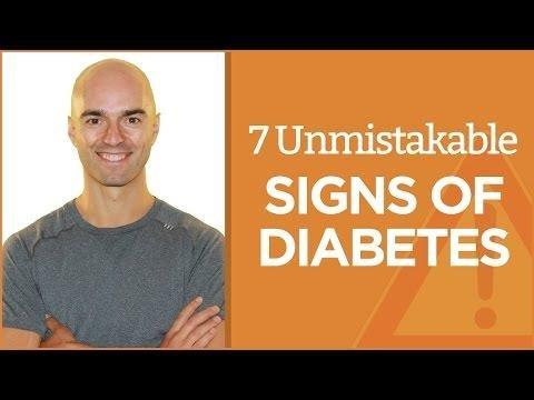 Type 2 Diabetes Warning Signs And Symptoms
