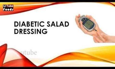 Best Salad Dressing For Diabetics
