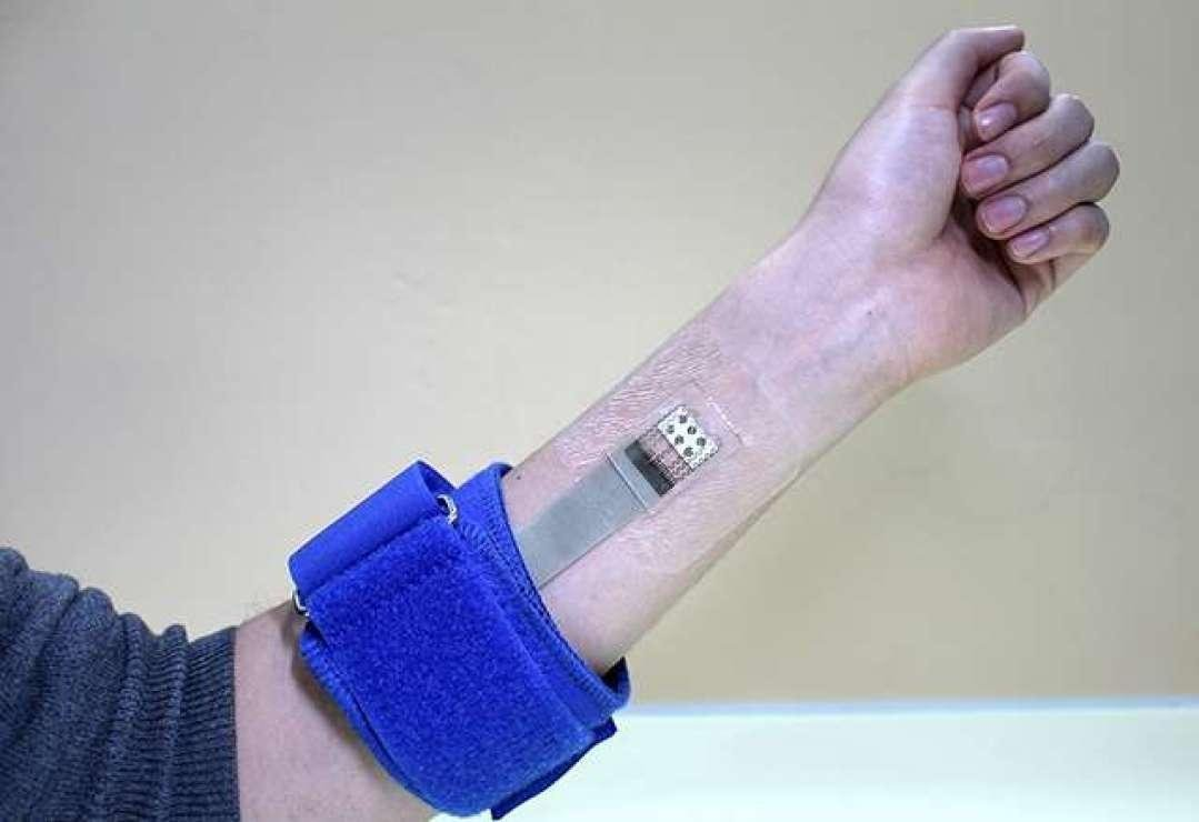 New Skin Patch Monitors Glucose and Delivers Diabetes Drugs