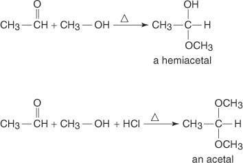 Reactions Of Aldehydes And Ketones