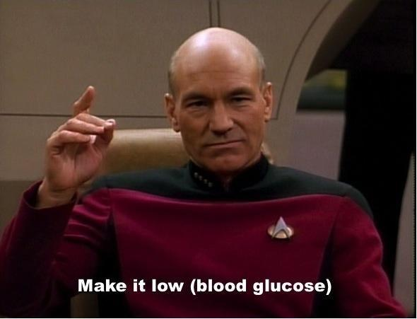 Why high blood sugar is not the main problem in diabetes
