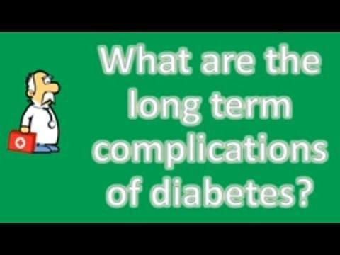 What Other Health Problems Can Diabetes Cause