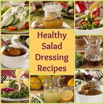 Healthy Salad Dressing Recipes: 8 Easy Favorites