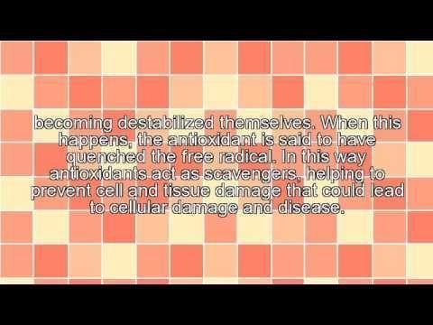Role Of Antioxidants In Diabetes