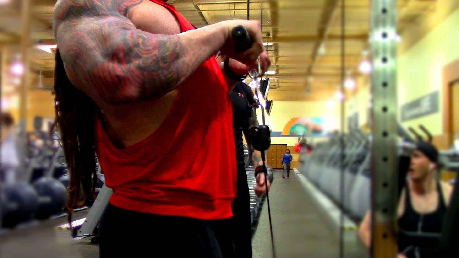 Why Do You Want A Pump When Working Out?