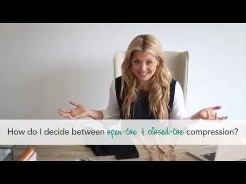 How To Choose And Use Compression Stockings