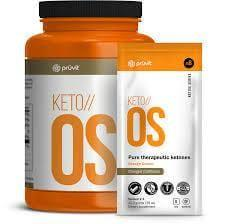 What Is The Ingredient In Keto Os?