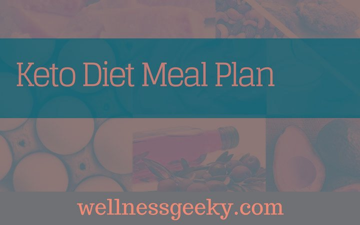 5 Steps To Burn Fat Fast With Keto Diet Meal Plan