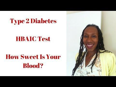 Annual Diabetic Blood Tests