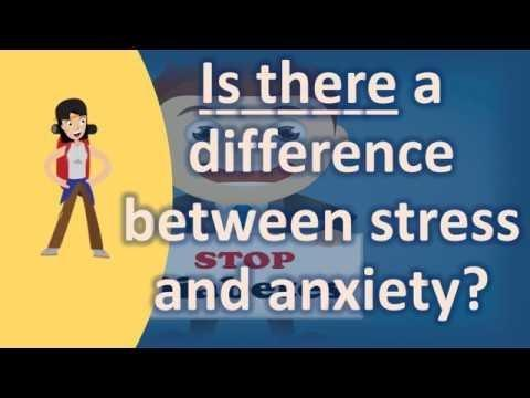 Difference Between Anxiety And Diabetes