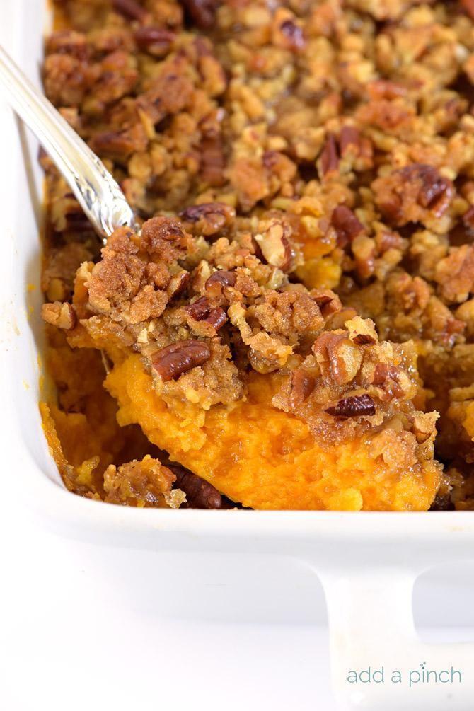 Diabetic Sweet Potato Casserole