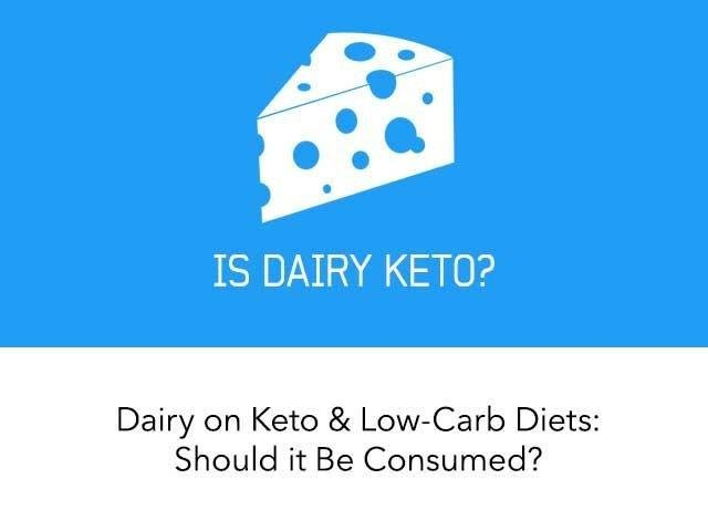 Dairy On A Ketogenic Diet