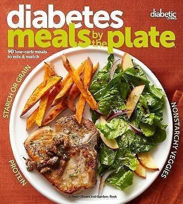 Diabetic Living: Diabetes Meals By The Plate By Diabetic Living Editors (paperback, 2014)