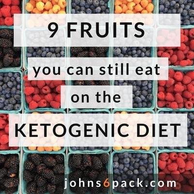 9 Low Carb Fruits You Can Still Eat On The Ketogenic Diet