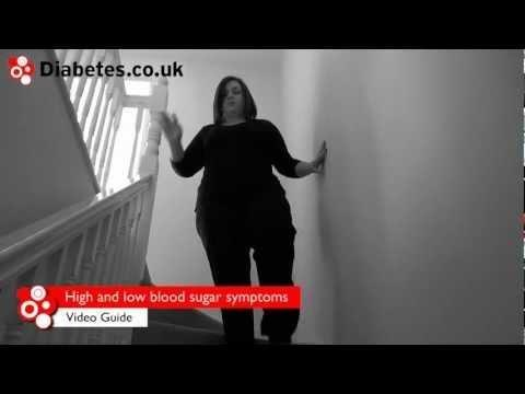High Blood Sugar Vs Low Blood Sugar Symptoms