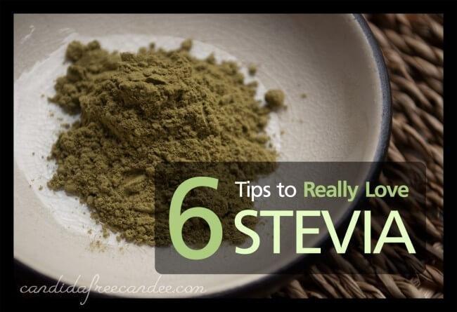 6 Tips To Really Love Stevia