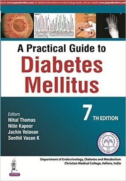 A Practical Guide To Diabetes Mellitus 7th Edition Pdf