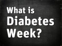 What Is Diabetes Week?