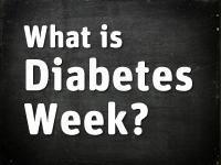 Diabetes Awareness Week 2017