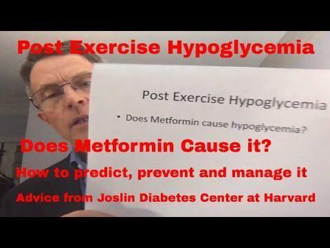 Metformin Induced Hypoglycemia