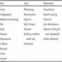 Diabetic Neuropathy: Pathophysiology And Prevention Of Foot Ulcers