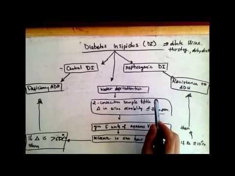 Central Diabetes Insipidus Hypernatremia