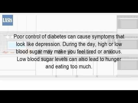 Can Diabetes Make You Depressed?