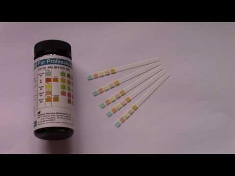 Diabetes: Urine Test For Sugar - Topic Overview