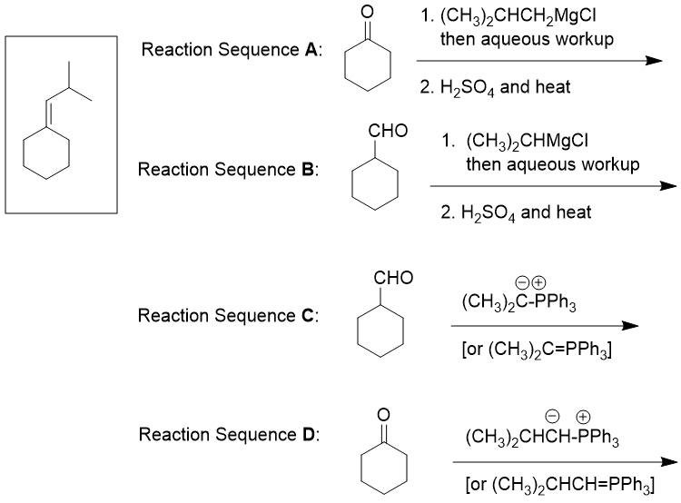 Synthesis: Ketone To Alkene Conversion With C-c Bond Formation