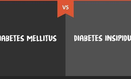 In What Ways Is Diabetes Insipidus Similar To Diabetes Mellitus