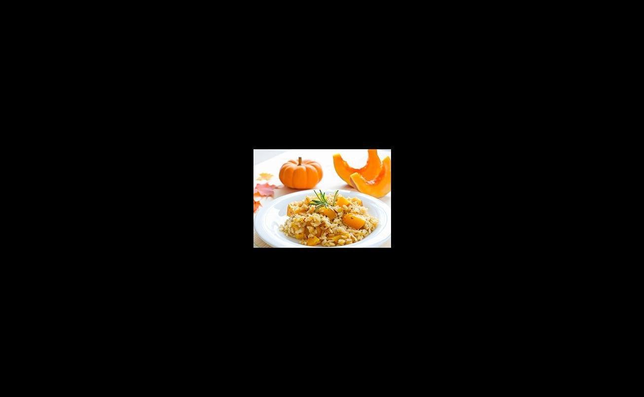 Pumpkin Risotto (risotto Di Zucca)
