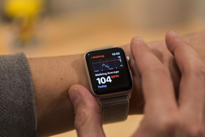 Apple Watch's Heart Rate Sensor Can Detect Diabetes, Cardiogram Study Finds
