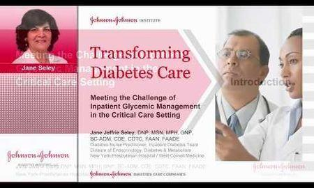 Inpatient Insulin Management