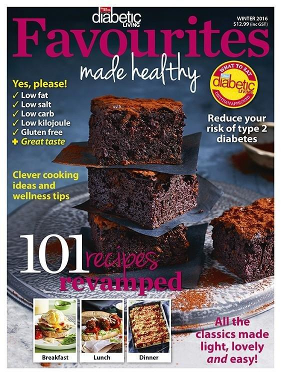 Diabetic Living Favourites Made Healthy