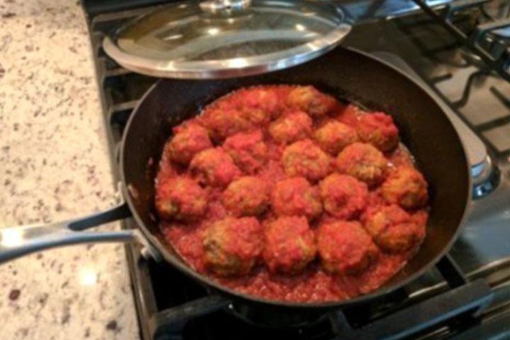 Diabetic Meatball Recipe