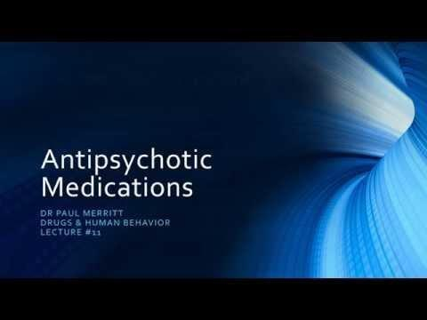 Adverse Effects Of Antipsychotic Medications