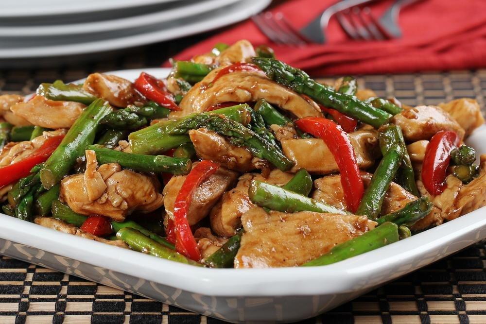 Chicken Stir-fry | Everydaydiabeticrecipes.com