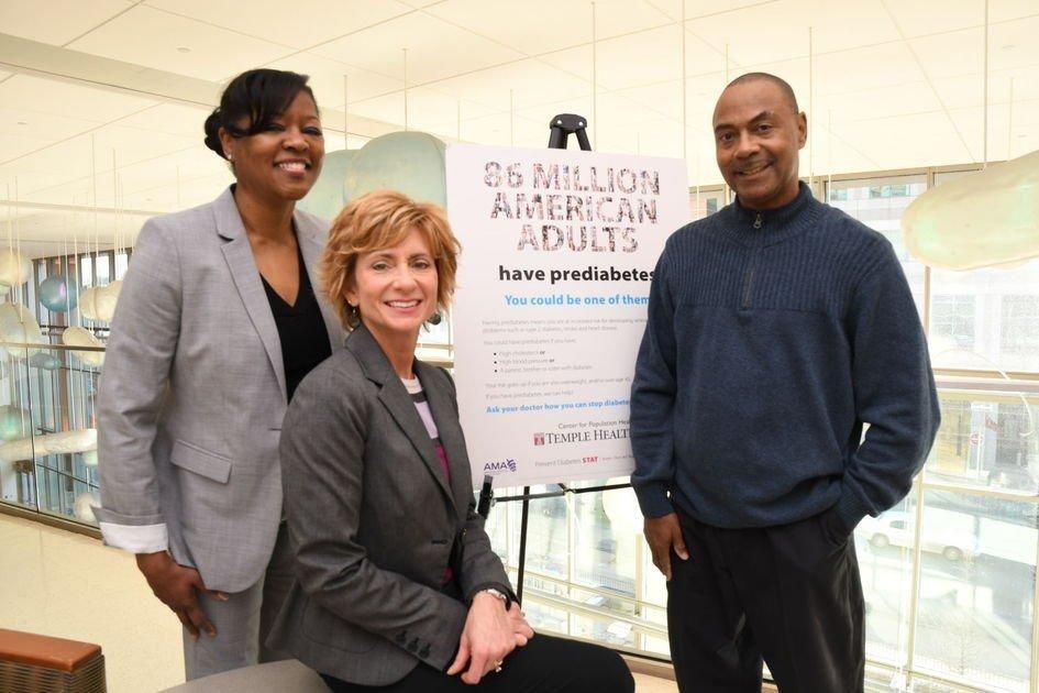 Temples diabetes prevention program has positive impact