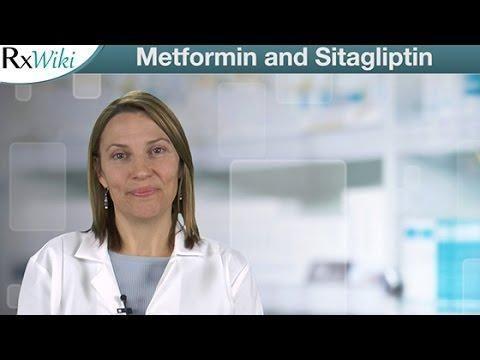 Metformin And Sitagliptin