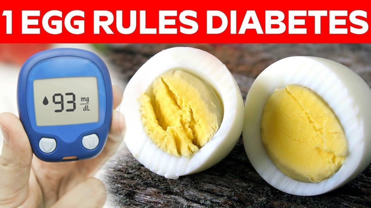 One Boiled Egg To Manage Diabetes Health Trends #everydaytips Neem Diabetes
