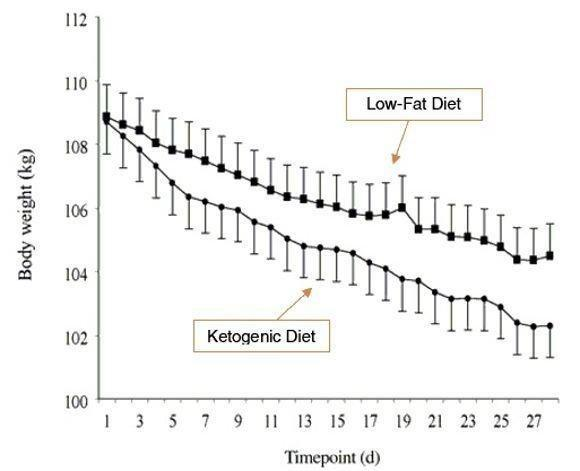 Nutritional Ketosis Chart