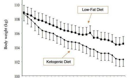 Nutritional Ketosis Chart
