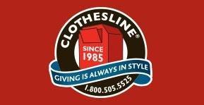 Clothesline Lends A Hand To Help Goodwill Toronto